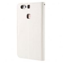 MERCURY GOOSPERY oldalra nyíló tok Huawei P9 PLUS, készülékhez, fehér