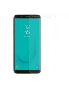 Samsung Galaxy J6 (2018) kijelzővédő edzett üveg (üvegfólia)
