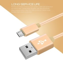 adatkábel - 3 m-es - Arany