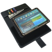 Univerzális 7 colos mintás tablet tok - Medve