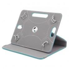 Univerzális 7 colos tablet tok, kék