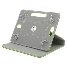 Univerzális 7 colos tablet tok, zöld