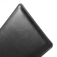 Univerzális 7 colos tablet tok, fekete