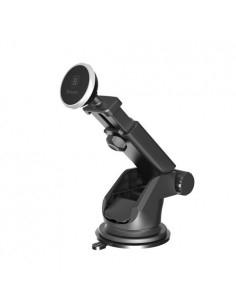 BASEUS univerzális teleszkópos mûszerfalra rögzíthetõ mágneses autós tartó - ARANY