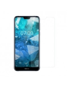Nokia 7.1 kijelzővédő edzett üveg (üvegfólia)