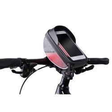 WHEEL UP kerékpár kormányra rögzíthetõ tok 16x9 cm - FEKETE