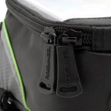 Kerékpárra rögzíthetõ telefontok 8.5x16 cm-es telefonokhoz - FEKETE