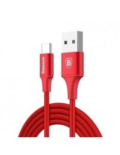 BASEUS 2A Type-C USB 2m gyorstöltõ kábel