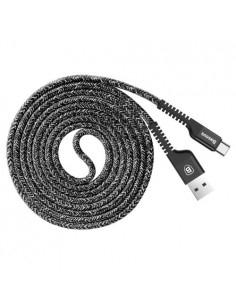 BASEUS 1.5 méteres törésgátlós Type-C USB töltõkábel