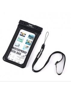 REMAX vízálló telefontok 5.0-6.0 inches készülékekhez - FEKETE