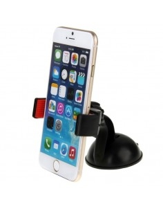 HAWEEL univerzális 360 fokban forgatható szélvédõre rögzíthetõ telefon tartó 55-85 mm széles készülékekhez