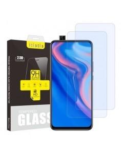 Huawei P Smart Z kijelzővédő edzett üveg (üvegfólia)
