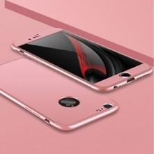GKK három részes kemény tok Apple Iphone 6S készülékhez - rózsaarany