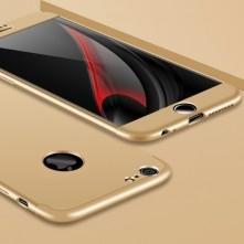 GKK három részes kemény tok Apple Iphone 6S készülékhez - arany