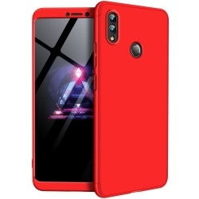 GKK három részes kemény tok Huawei Honor Note 10 készülékhez - piros