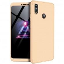 GKK három részes kemény tok Huawei Honor Note 10 készülékhez - arany