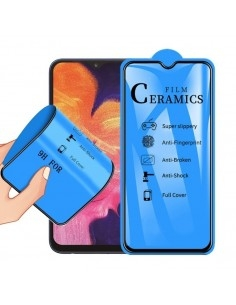 Samsung Galaxy A80 kijelzõvédõ edzett üveg (üvegfólia)