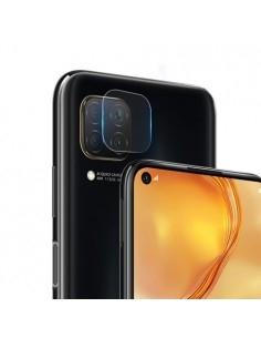 Huawei P40 lite telefon hátsó kamera védõ edzett üveg