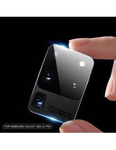 Samsung Galaxy S20 Ultra telefon hátsó kamera védõ edzett üveg