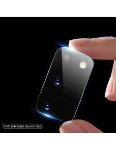 Samsung Galaxy S20 Plus telefon hátsó kamera védõ edzett üveg