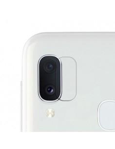 Samsung Galaxy A20e telefon hátsó kamera védõ edzett üveg