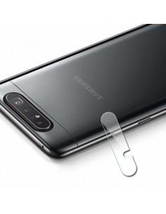 Samsung Galaxy A80 / A90 telefon hátsó kamera védõ edzett üveg