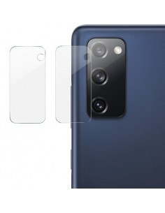 Samsung Galaxy S20 FE telefon hátsó kamera védõ edzett üveg