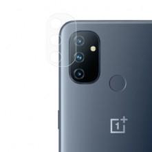 Oneplus Nord N100 telefon hátsó kamera védő edzett üveg