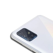 Samsung Galaxy A71 telefon hátsó kamera védő edzett üveg, tempered glass