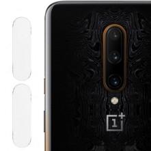 Oneplus 7T Pro telefon hátsó kamera védő edzett üveg