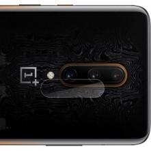 Oneplus 7T Pro telefon hátsó kamera védő edzett üveg, tempered glass