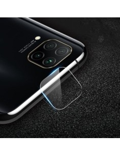 Huawei P40 lite telefon hátsó kamera védő edzett üveg
