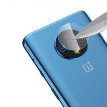 Oneplus 7T telefon hátsó kamera védő edzett üveg