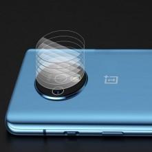 Oneplus 7T telefon hátsó kamera védő edzett üveg, tempered glass