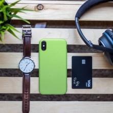 Samsung Galaxy A52 5G, FORCELL BIO, rugalmas tok, zöld