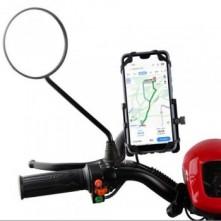 Motorra rögzíthető telefontartók
